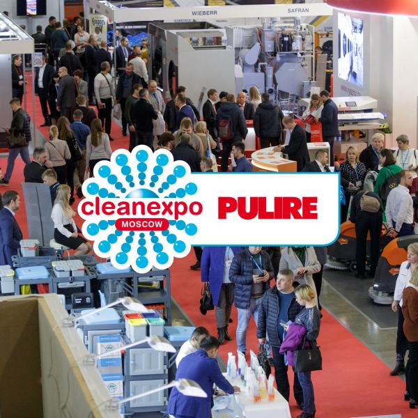 CleanExpo PULIRE | Moscow Russia